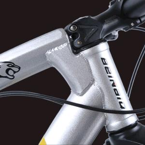 工場26インチの二重ディスクが付いている脂肪質のタイヤの雪山の自転車