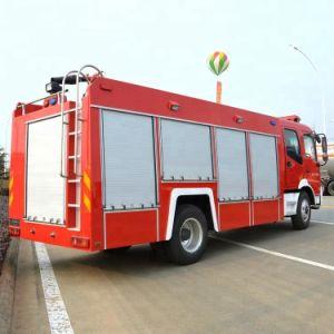 De goedkope Vrachtwagens van de Motor van de Brand van de Vrachtwagens van de Brand van het Schuim Dongfeng van de Prijs 6000L-8000L