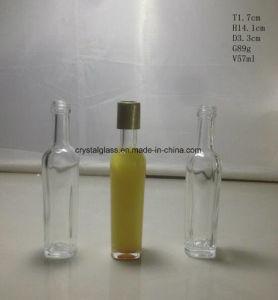 Glasflasche 50ml für Wein-Verpackung
