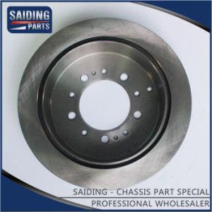 Auto-Bremsen-Platte für Toyota-Land-Kreuzer Urj202 42431-60290