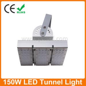 LED de alta potencia 150W Reflector de túnel de luz exterior