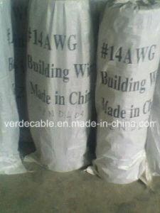 Prédio Elétrico fio trançado Tw cabo com isolamento de PVC para construção e de Carga da Bateria