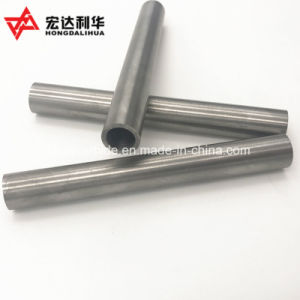 De harde Staaf van het Carbide van het Metaal met Recht Gat