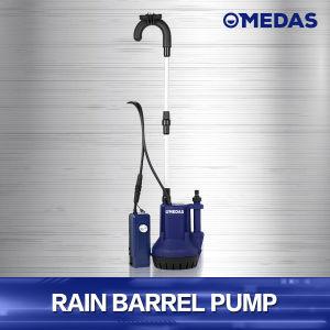 Bomba sumergible para depósito de agua de lluvia la lluvia y el barril
