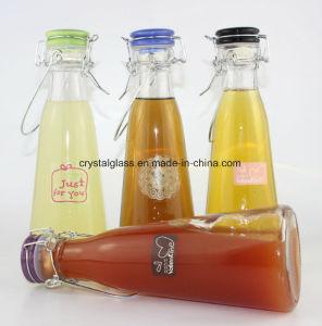 Flasche des Getränk500-1000ml mit Klipp-Enzym-Flaschen-Milchflasche