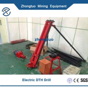 Piattaforma di produzione rotativa pneumatica di Qd-100 DTH