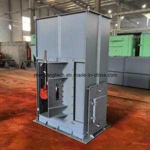 Grãos de alta qualidade personalizada de fábrica Transportador de correntes de elevação do elevador de canecas