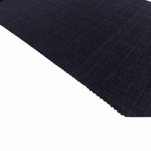 Высокое качество Клетчатую из шерсти смешанных хлопчатобумажной ткани в зависимости от