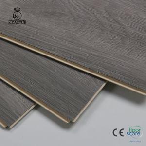 Diseño atractivo y suelos de parqué de 5mm Peel y el Palo de baldosas de vinilo
