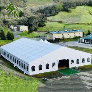 De Tent van de Luifel van de Markttent van de Gebeurtenis van het Banket van de Kerk van de Partij van het Huwelijk van het Frame van het aluminium