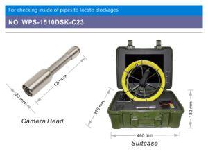 De onderwater Camera van de Opsporing van de Reparatie van de Buis met DVR en Toetsenbord