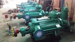 高いヘッド高圧ディーゼル水処理多段式ポンプ