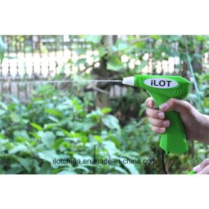 precio de fábrica a pilas pulverizador de gatillo para jardín y el pulverizador
