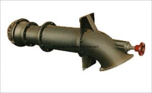 Masa vertical de alta eficiencia de la capacidad de flujo axial de la bomba de agua