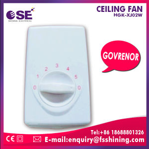 48 pouces d'appareils ménagers électriques Satin High-Valume 3 pales de ventilateur de plafond moderne (HgK-XJ02W)