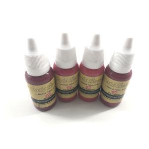 Maquillage Permanent Orangic Pigments pour la lèvre Micropigmentation