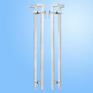 China Fornecedor de fechadura do puxador da porta de vidro (FS-1803)