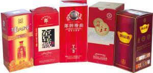 En 6 colores de alta velocidad de impresión flexo de la Máquina para embalaje de cigarrillos