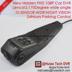 5.0mega 차 사진기, Novatek Ntk96650 CPU, WDR 의 G 센서, 추적하는 GPS, 이동 전화 통제 DVR-1519를 위한 WiFi에서 건축되는 새로운 숨겨지은 소형 차 대시 비디오 촬영기