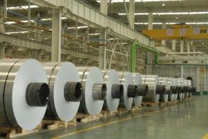 Rolo de Alimentação de folha de alumínio no preço do rolo jumbo por kg por tonelada de folhas e tiras de vedação a quente