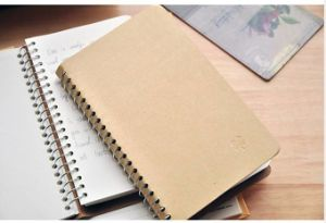 Papel artístico grossista para Impressño em Offset Notebook Espiral personalizada