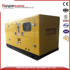 20 Ква Timeproof генератор с дизельным двигателем с сертификат CE для сможете увидеть прииски