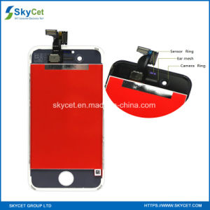 Pantalla táctil original del LCD del teléfono móvil del OEM para el iPhone 4/4s