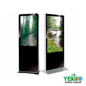 32-84 Zoll-Innenflut-Standplatz LCD androide Digital Singage