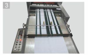Livro de contas Modelo da máquina de impressão Flexo (AFP-1060)