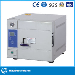 Count Top Steam Sterilizer- Fully Automatic Microcomputer Type