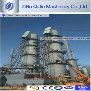 proteção ambiental do Forno de Cal na nova fábrica de cimento