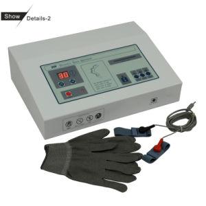 Apparatuur van de Schoonheid van de Hand van de micro- de Huidige Behandeling van de Huid Magische