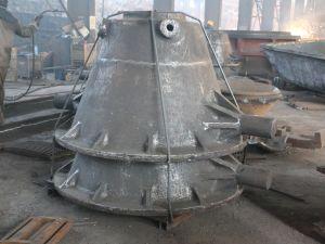 クロム鉄の鋼鉄鍋のための鋳造物のスラグ鍋