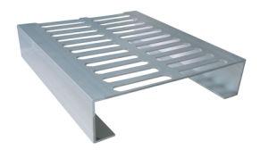 Perfil de aluminio/aluminio para la caja de aire acondicionado con SGS aprobado