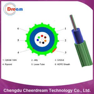 Mini FTTX 2~24 Core Sm/mm câble fibre optique de soufflage air
