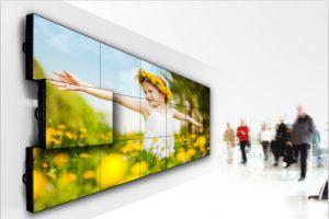 video parete di 55inch FHD per la pubblicità della visualizzazione P5539