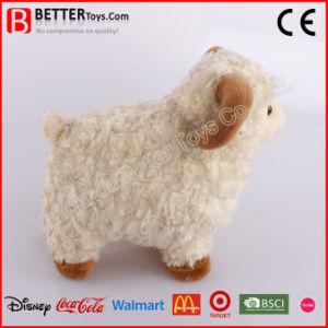 Tutto il nuovo giocattolo molle dell'animale farcito della peluche delle pecore per i capretti