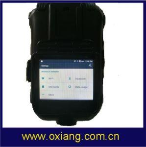 Resistente al agua único Cuerpo de Policía de 1080P de la cámara portátil con Bluetooth / WiFi / 4G / 3G / GPS