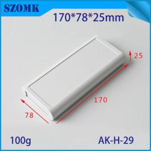 Kundenspezifisches elektronisches Handplastikgehäuse für gedruckte Schaltkarte