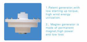 turbines de vent verticales de générateur de turbine du vent 20kw