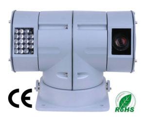 Sony 36 X 80м ночь версии Vihicle Инфракрасный светодиод Высокая скорость PTZ камеры CCTV (SHJ-515CZ-36B)