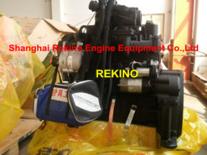 De Dieselmotor van Cummins 4BTA3.9-C120 voor Construction Machinery
