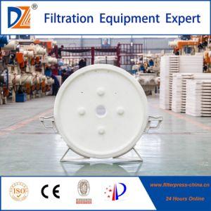 Bolo de algodão Dz placa filtrante de equipamento de desidratação de lamas
