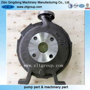 Flowserve Durco Mark 3 Carter de pompe en acier inoxydable