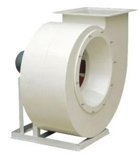 GRP de PRFV revestimentos betumados Ventilador de ventilação para o depósito