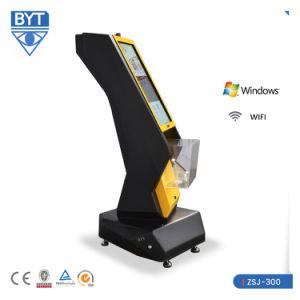 Byt-3 slim roteer aanpassen Digitale Signage van het Scherm van de Aanraking van de Kleur Intelligente Win7 Kiosk
