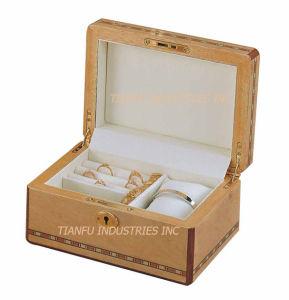ليّك جيّدة يبيع [هيغقوليتي] [بروون] إنجاز خشبيّة تعليب [جولري بوإكس], [جفت بوإكس] خشبيّة, هبة مجموعة, حل [بكينغ بوإكس], مجوهرات تخزين يعبّئ صندوق