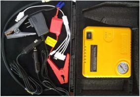 16800 mAh аварийного перехода от автомобильного аккумулятора стартера TM16b автомобильное зарядное устройство с воздушным компрессором