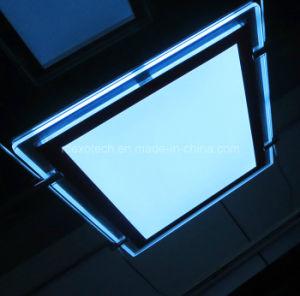 Scatola luminosa pubblicitaria a doppia faccia magnetica aperta (CDH03-A3P-04)