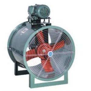 Вентилятор для аксиальной вентиляции Kt40/вентилятор